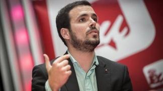 El coordinador federal de Izquierda Unida y diputado en el Congreso, Alberto Garzón, participará este sábado, en un encuentro con las plataformas en defensa de la sanidad pública de Castilla y León.