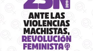 Ante las violencias machistas, revolución feminista.